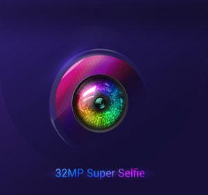 """دوربین سلفی 32 مگاپیکسلی شیائومی موسوم به""""32MP Super Selfie"""""""
