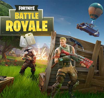 دانلود بازی Fortnite