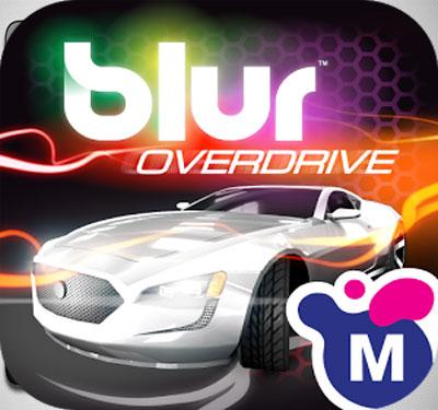 بازی ماشینی Blur Overdrive