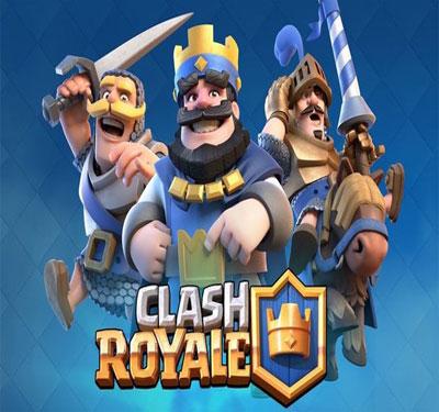دانلود بازی کلش رویال – Clash Royale
