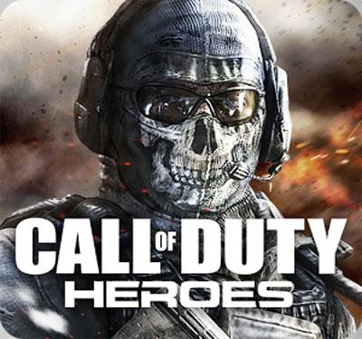 دانلود بازی Call of Duty : Heroes