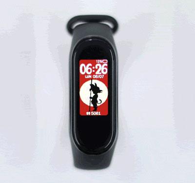 دانلود برنامه WatchFace for Xiaomi Mi Band 4