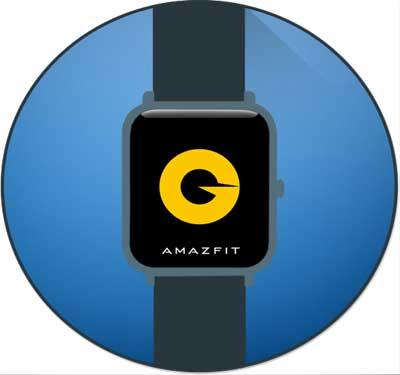 دانلود برنامه My WatchFace for Amazfit Bip
