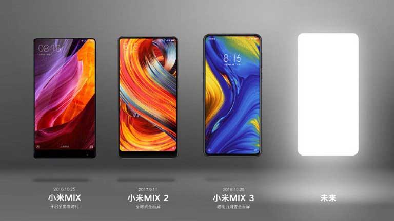 مشخصات Xiaomi Mi Mix 4