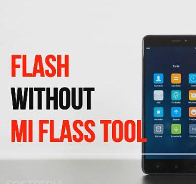 """نصب رام فست بوت بدون برنامه""""MiFlash"""""""