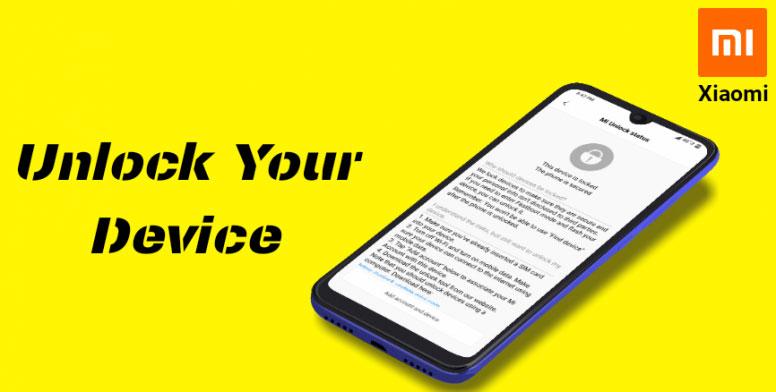 آموزش بستن وبازکردن بوتلودر گوشی های شیائومی بدون برنامه