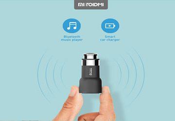 دانلود RoidmiDriver نرم افزار شارژر فندکی Roidmi 2S