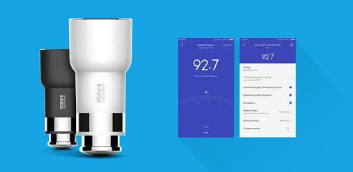 دانلود RoidmiDriver ورژن 2.2.3 - نرم افزار شارژر فندکی بلوتوث Roidmi 2S - ساخت شرکت شیائومی