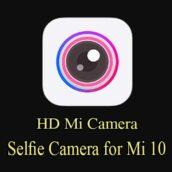 دانلود برنامه عکاسی HD Mi Camera – Selfie Camera for Mi 10