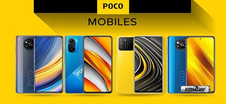 گوشی های سری پوکو | Poco