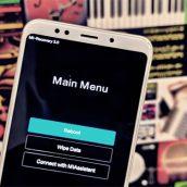 حل مشکل بریک ،بوتلوپ و گیر کردن بر روی منوی ریکاوری Redmi 5Plus